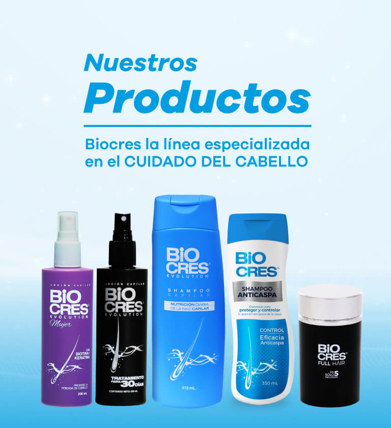Biocres Productos Mobile