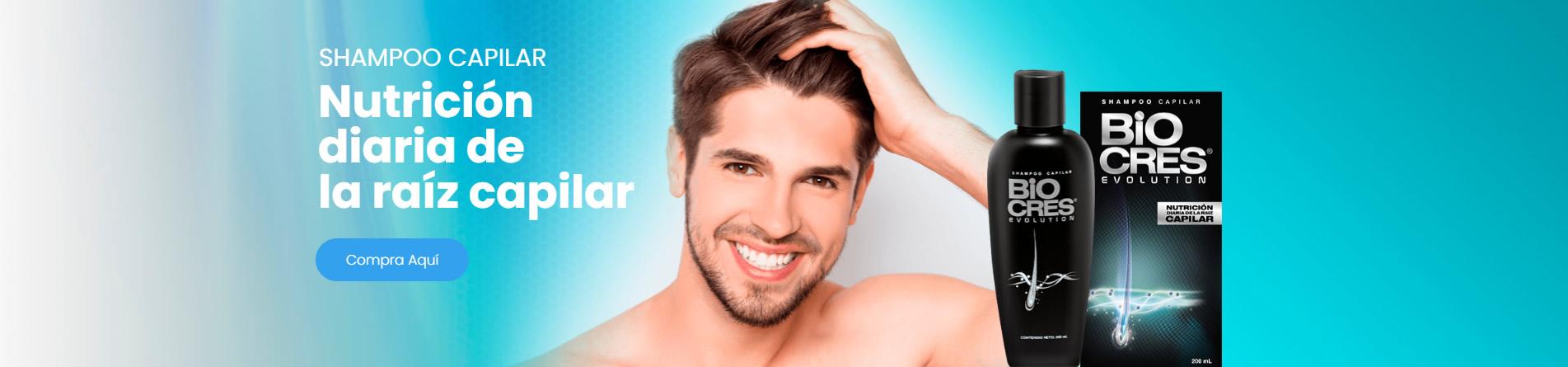 Biocres Shampoo Capilar