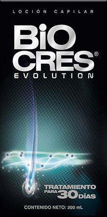 BIOCRES EVOLUTION - LOCION EN CAJA - 220 446 47KB