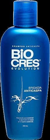 BIOCRES EVOLUTION - EFICACIA ANTICASPA 167 466