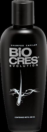 BIOCRES - SHAMPOO NEGRO - 161 452