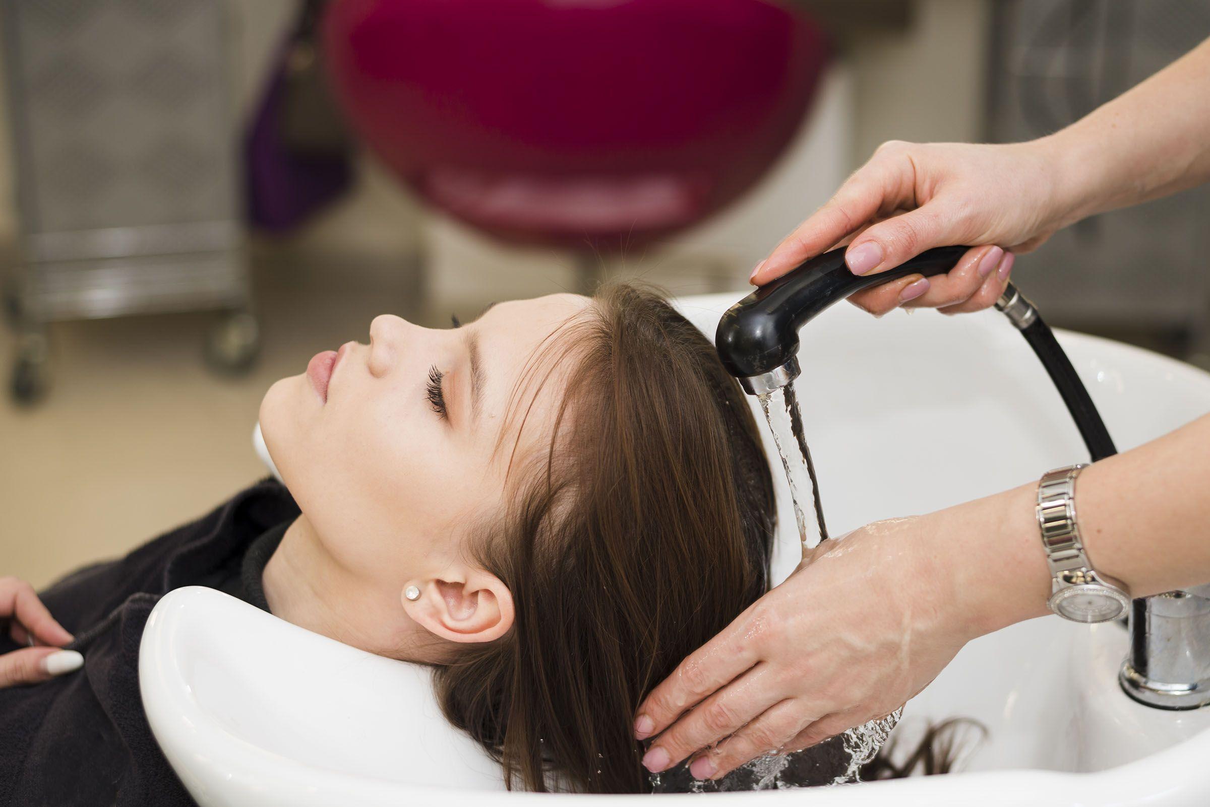 Consejos para el lavado del cabello